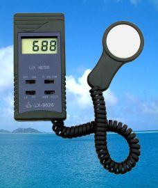 青島批發數位光度計 便攜式照度表LX9626