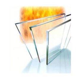 5mm單片非隔熱型防火玻璃