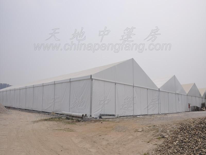 深圳倉儲篷房生產租賃