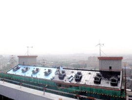 2kW抗颱風型風力發電機
