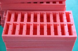 红色珍珠棉  防静电内衬