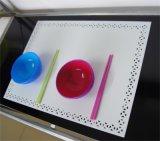 维叶镂空耐磨硅胶餐垫