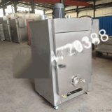 食品煙燻箱使用操作流程 糖燻雞機器生產廠家