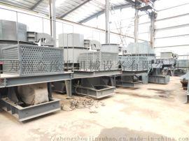 锤式制砂机二手制砂机制砂机生产线液压开箱制砂机河南
