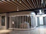 透明水晶折叠门 商场卷帘门 店铺推拉折叠门