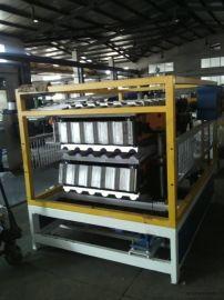 PVC合成树脂瓦挤出生产设备