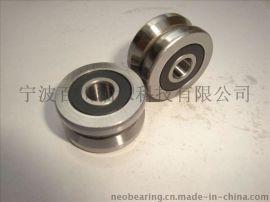 LV20/10ZZ V形槽导轨滚轮轴承 厂家价格