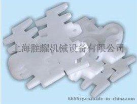 柔性侧弯塑料链板
