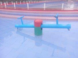 广州吉潮水上乐园设备XS-014喷水跷跷板