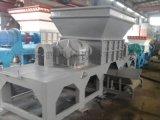 大型彩钢瓦破碎机 彩钢瓦粉碎机生产线 不用处理直接破碎