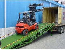 加工集装箱登车桥 移动式登车桥 液压登车桥