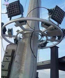 江苏省南通市大功率LED防爆高杆灯定做