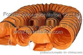 厂家专业生产PVC伸缩通风管,伸缩风管,PVC通风管,船用风管