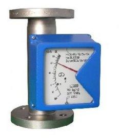 指针液晶显示金属管浮子流量计选型报价