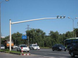 专业生产监控杆、路灯杆、信号灯杆
