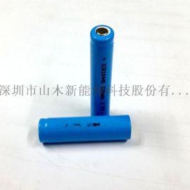 锂电池厂家供应商10440 3.7V 320MAH 锂电池AAA 7号充电电池