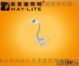 可替换光源工作夹灯系列        ML-J704