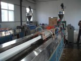 PVC塑料门窗型材生产线设备塑钢型材挤出机组高效优质
