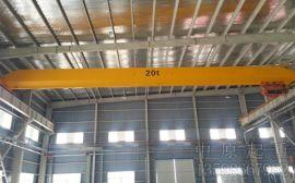 16吨LDA电动单梁桥式起重机——中原起重