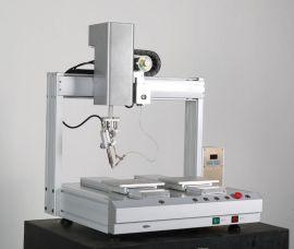 供应苏州四轴自动焊锡机
