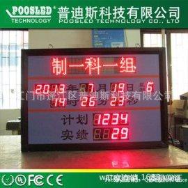 1.5+1.8寸红色班牌显示屏 led数码管屏 LED数字屏