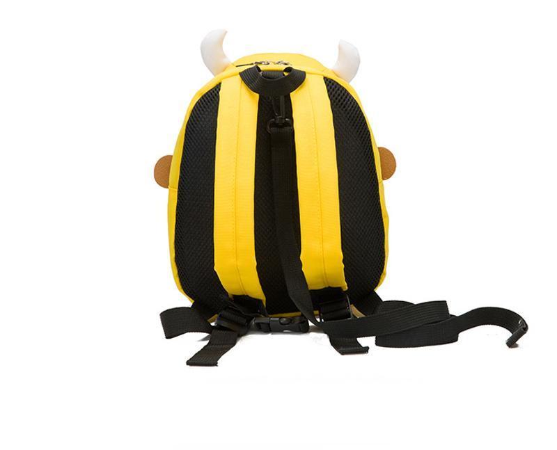 新款宝宝小书包儿童背包防走失宝宝卡通小背包厂家生产定做