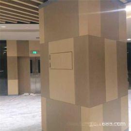 酒店外墙仿木铝单板防火耐腐蚀 热转印木纹铝单板厂家定制品质好