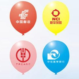 广告气球印字,气球印字