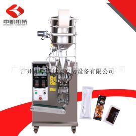 广州中凯供应全自动液体酱料包装机 背封液体包装机 包装机械设备
