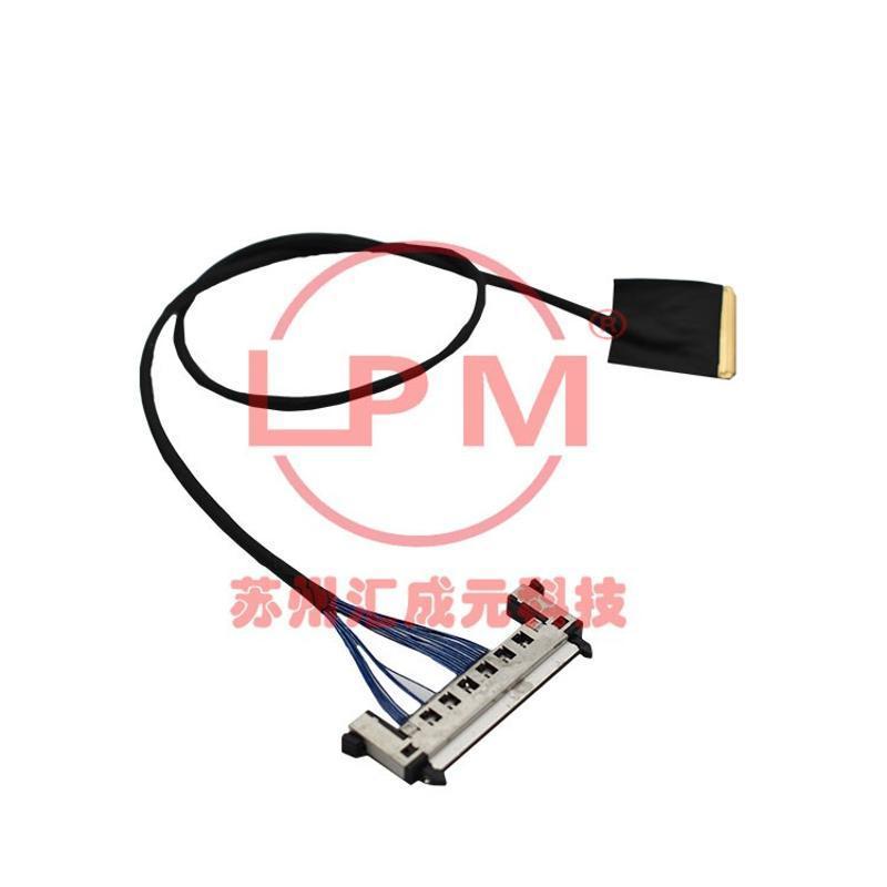 供应I-PEX 20454-240T TO JAE FI-RE51CL 计算机主板测试屏线