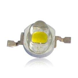 蝴蝶封装1W大功率LED