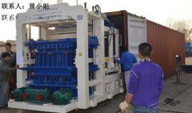 广州厂家提供大型液压全自动生产线砌块成型免烧砖机