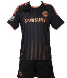 2015年新款嘉南JGD-2587舒适涤纶足球服