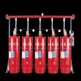 七氟丙烷气体灭火装置系统