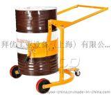 BAYOO(拜优)旋转式油桶车 简易油桶车 油桶倒料车 油桶车