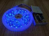 韦博光电  高品质5050RGB装饰灯条 5v带电池盒