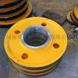 5t滑轮组外径300mm 工厂港口用 热轧滑轮片