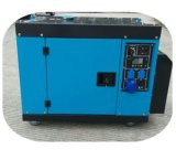 10KVA靜音式柴油發電機組
