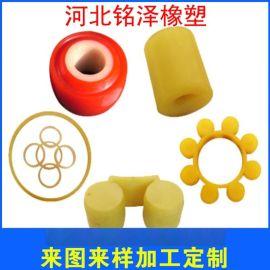 聚氨酯浇注件、模压聚氨酯件、pu杂件挤出