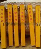 150*1600玻璃钢加密桩生产厂家