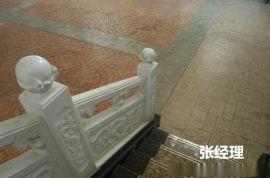 禹城水泥压模地坪路面装饰材料