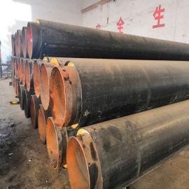 长春 鑫龙日升 冷热水输送管线 聚氨酯焊接预制保温管道