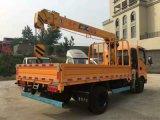 最新款8噸10噸單橋傑龍隨車吊鄆城