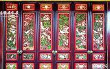 雲南景區古建房屋中式格子門窗設計定製廠家