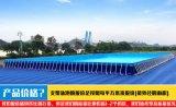 云南室外大型支架水池各种水上游乐设备超好玩