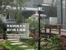 扬州弘旭生产3.5米户外庭院灯室外小区防水路灯草坪灯景观灯