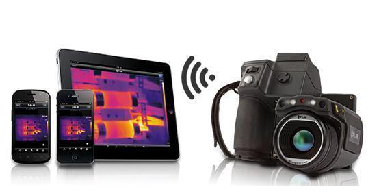 FLIR T620高端熱像儀 手持式 像素高 上海譜盟光電一級代理 性價比高