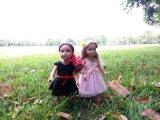 Farvision Girl--帶着18寸娃娃去旅行