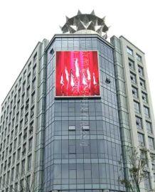 南京酷彩P10室外全彩LED电子显示广告屏