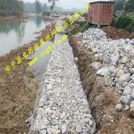 南充防汛石笼网生产厂家、铁丝石笼生态规格报价、卓昌多规格定制加工
